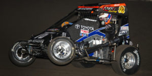 Bacon to the Gateway Dirt Nationals after Turkey Night Top Ten