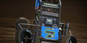 Sunshine Posts Pair of Turkey Night Top Fives – Gateway Dirt Nationals this Weekend