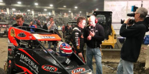 Bacon off to Fast Start in 2019 – Locks into Chili Bowl Championship Feature!