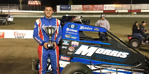 Chase Johnson Tops BCRA Opener at Kern County