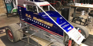 McIntosh Kicks Off Ambitious 2019 Season with Saturday's USAC Midget Shamrock Classic
