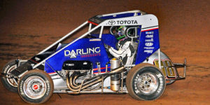 McIntosh Endures Challenges of the POWRi Turnpike Challenge – Donnie Ray Crawford Memorial this Weekend