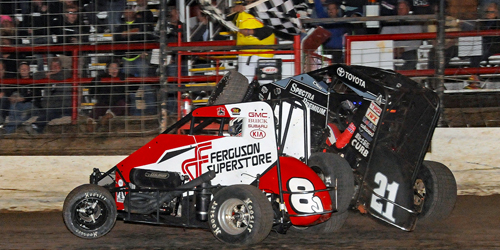 Beason Edges Bell in Turnpike Challenge Finale at Port City!