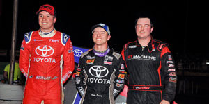 Seavey Sweeps through Oklahoma City Portion of Turnpike Challenge