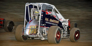 McIntosh Takes on USAC Midgets this Weekend after Pair of Strong POWRi Runs