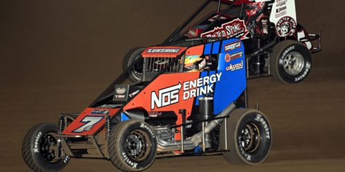 Courtney Wins Kokomo Grand Prix Opener