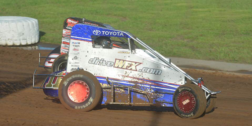 Kaylee Bryson Charges to Career Best Midget Finish – Takes on POWRi Micros this Weekend!