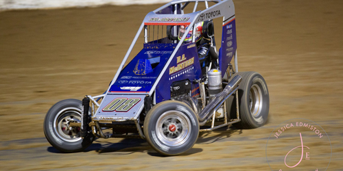 From Indiana to Illinois – Speedweeks Continue for Cannon McIntosh!