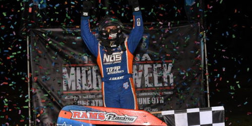 Grant Gains IMW Redemption at Gas City