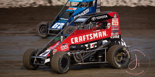 POWRi Speedweek Opens at Fayette County after Wednesday Rain