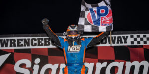 Windom Scores First USAC Midget Win with Lawrenceburg Score