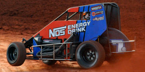 "Courtney Wins USAC ""Midwest Midget Championship"" Finale at Jefferson County Speedway"