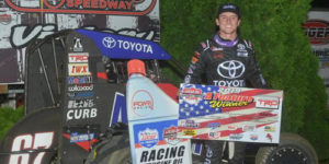 Seavey Scores Pepsi Nationals Triumph