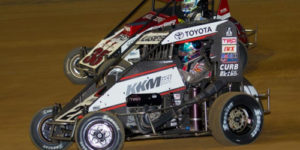 "USAC Midgets ""Tuesday Night Thunder"" at Red Dirt Raceway!"