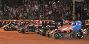 USAC Mid-America Midget Week Round Two at Concordia Pushed Back to Thursday