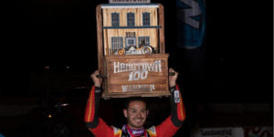 Larson Banks $32K with Hangtown 100 Triumph