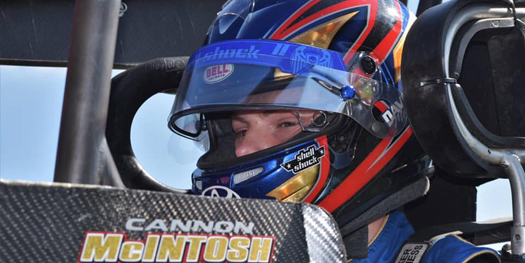 Cannon McIntosh Lands Keith Kunz Motorsports Ride for Chili Bowl Nationals