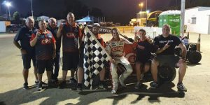 Pickens Pockets Ninth New Zealand Midget Title